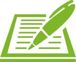 La signature de contrat avec l'entrepreneur
