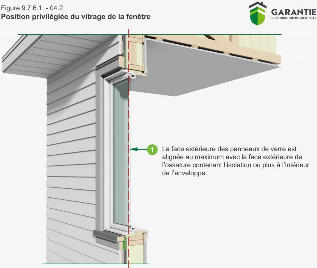 Fenetre De Sous Sol Enterre fenêtres de sous-sol installées dans un mur de fondation - gcr