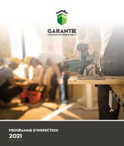 Programme d'inspection 2021